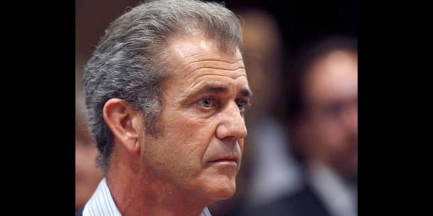 Mel Gibson écope de trois ans de mise à l'épreuve pour violence conjugale