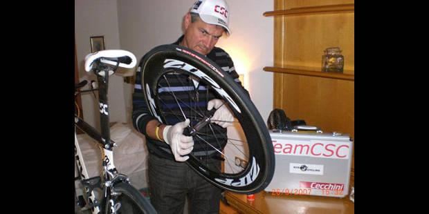 Le vrai secret du vélo de Cancellara