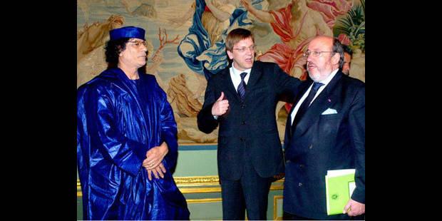 Louis Michel favorable à une intervention militaire en Libye - La DH