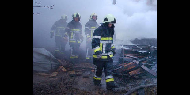 Deux corps découverts dans un chalet incendié à Werpin - La DH