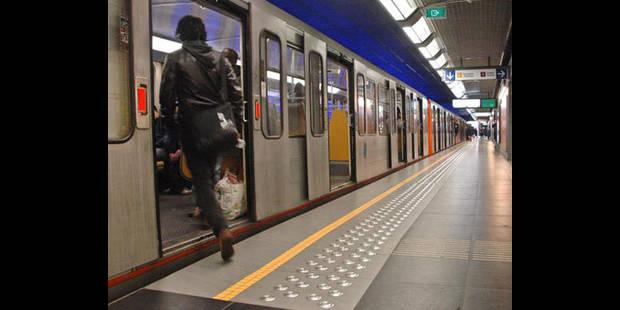 Agresseur du métro arrêté - La DH