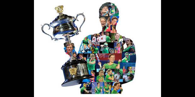 La presse élogieuse sur le triomphe de Kim Clijsters à l'Open d'Australie - La DH
