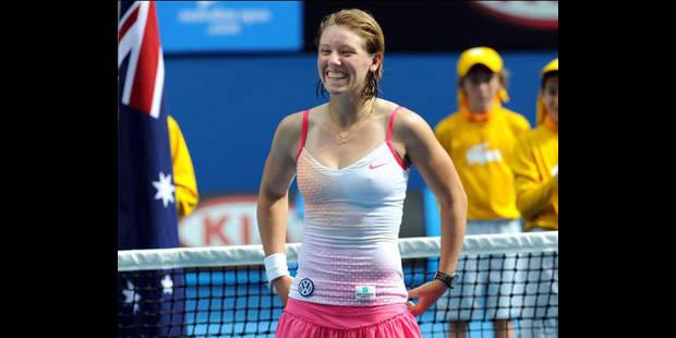 An-Sophie Mestach remporte l'Open d'Australie pour les juniores - La DH