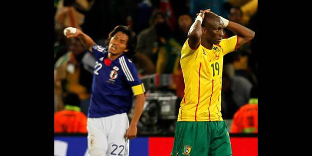 Le Japon progresse dans le classement FIFA