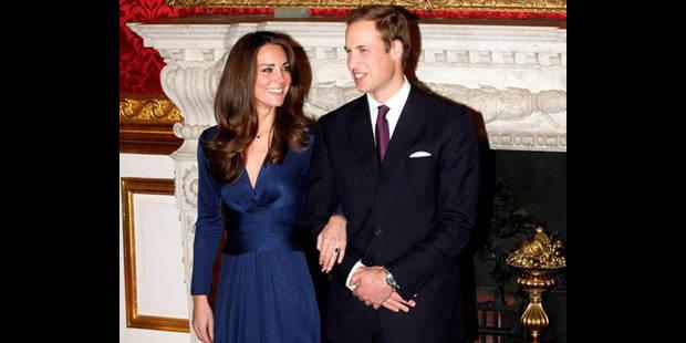 Le prince William choisit ses invités ! - La DH
