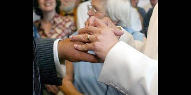 Interdiction du mariage homosexuel: ractions la