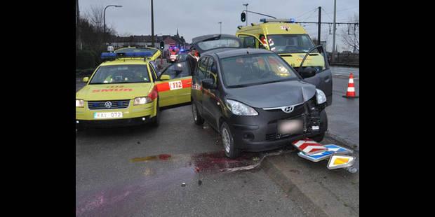 Huit victimes de la route - La DH