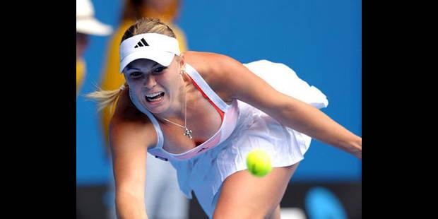 Wozniacki et Henin au pas de charge, Gasquet assure