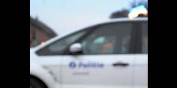 """Policiers en renfort pour la manifestation """"Shame"""" - La DH"""