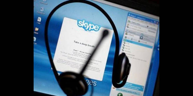 Skype lance une application pour iPhone permettant des appels vidéo - La DH