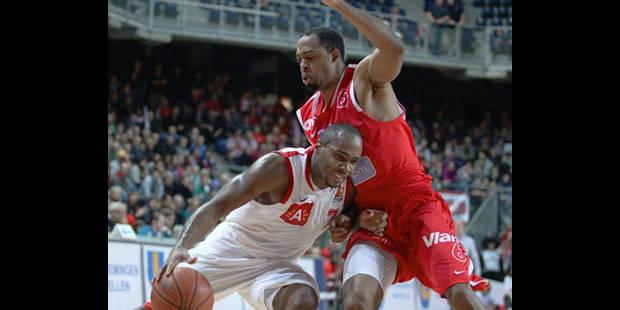 La rencontre de championnat Anvers/Charleroi doit être rejouée - La DH