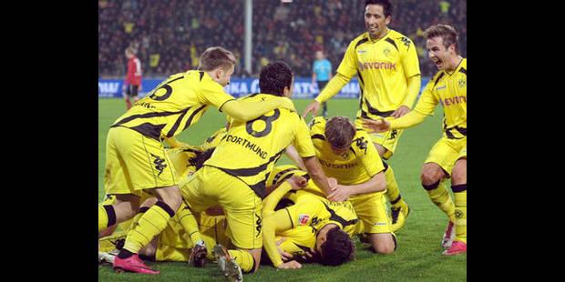 Allemagne - 14e journée: Mayence revient à quatre points de Dortmund