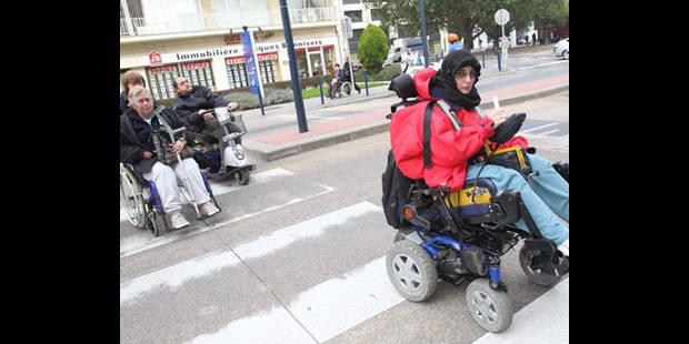 Un site interactif pour des échanges entre handicapés physiques et experts - La DH