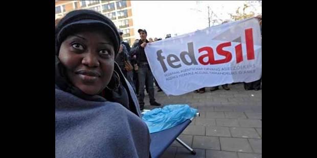 Grève de 24h du personnel de Fedasil - La DH