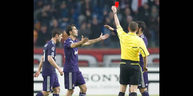 L'UEFA enquête sur les exclusions de Xabi Alonso et Sergio Ramos - La DH