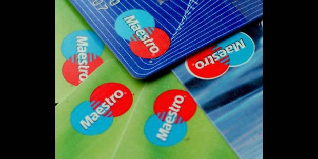 Les banques prêtes à annuler le blocage de Maestro dans certains cas - La DH