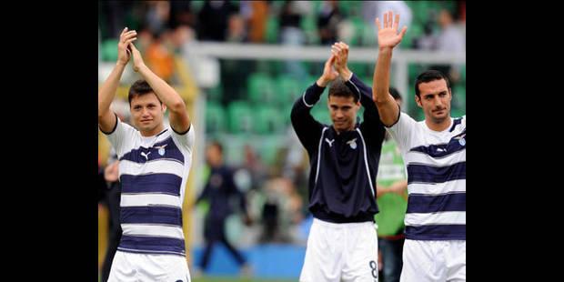 Italie: la Lazio maintient son avance - La DH