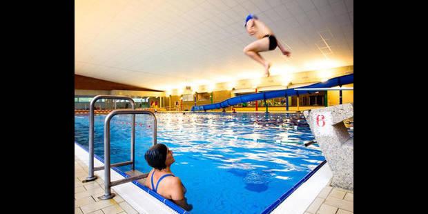 La piscine bientôt modernisée - La DH
