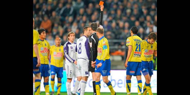 Polak, Vandooren et Thijs acceptent leur sanction - La DH