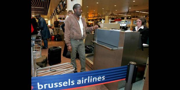 Retour progressif � la normale au Brussels Airport