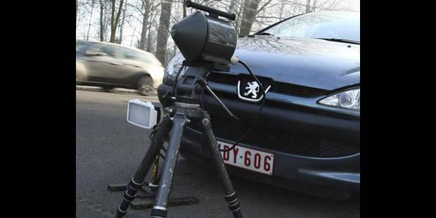 La Wallonie compte 744 radars préventifs ou répressifs - La DH