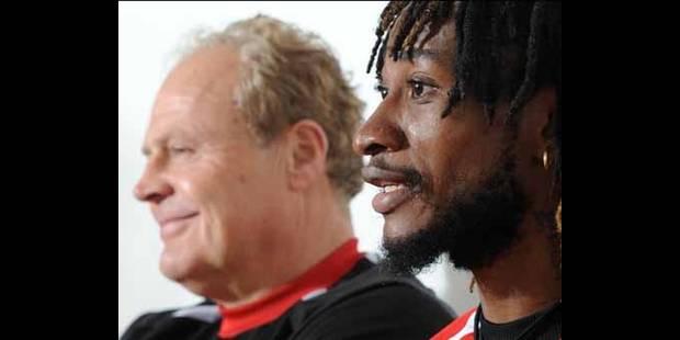 Tchité a été proposé à Anderlecht