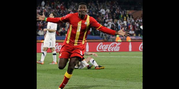 Le transfert du Ghanéen Gyan (Rennes) vers Sunderland officialisé