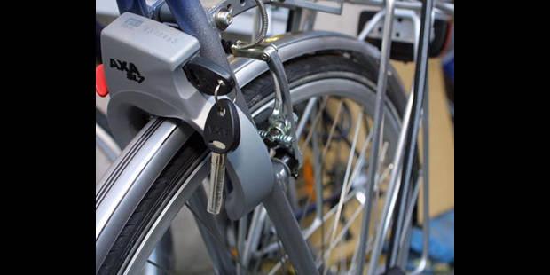Épidémie de vols de vélos à Bruxelles - La DH
