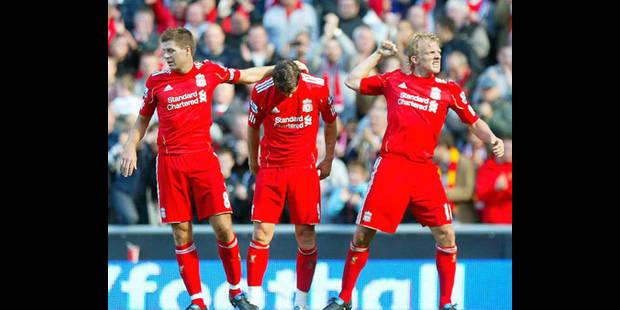 Angleterre/3e j.: Liverpool gagne enfin, Manchester City défait - La DH