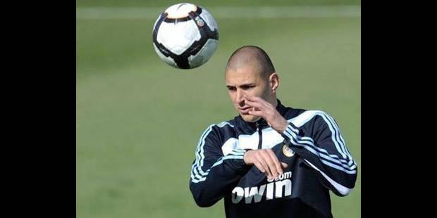 """Mourinho à Benzema : """"Arrête de dormir"""" - La DH"""