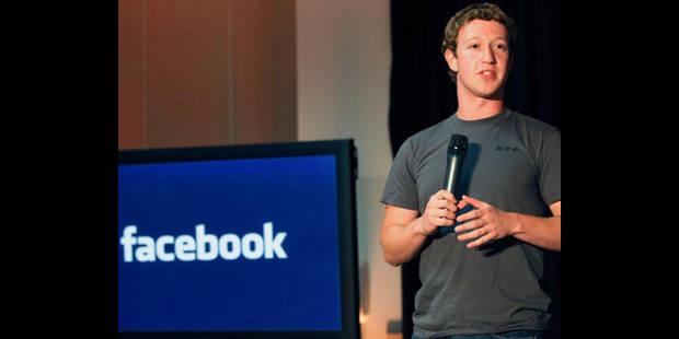 Facebook: Mark Zuckerberg, seul utilisateur intouchable - La DH
