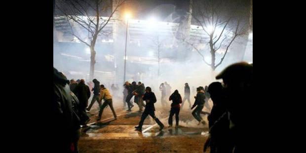 PSG-Saint-Etienne: 9 supporteurs en garde à vue