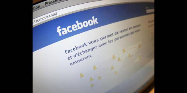 Facebook teste une fonction d'effacement - La DH