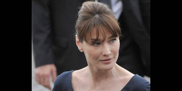 Premier clap pour Carla Bruni-Sarkozy sous la direction de Woody Allen - La DH