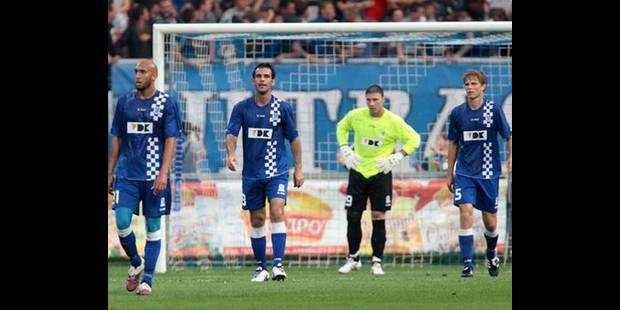 La Gantoise battue par le Dynamo Kiev - La DH