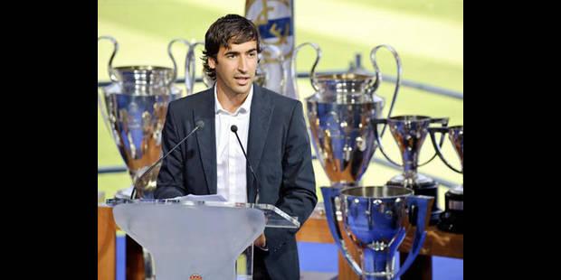 L'attaquant espagnol Raul lié pour deux ans avec Schalke 04