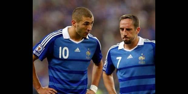 Franck Ribéry et Karim Benzema risquent 3 ans de prison