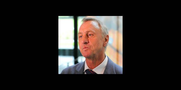 """Johan Cruyff critique durement le jeu """"sale"""" des Pays-Bas"""