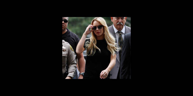 Lindsay Lohan veut faire appel