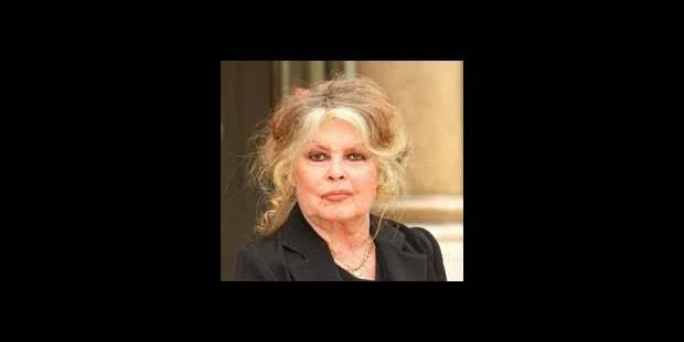 La colère de Brigitte Bardot
