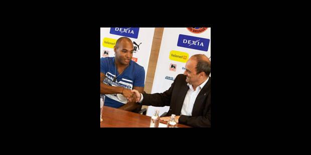 Dalmat veut décrocher le titre avec le FC Bruges