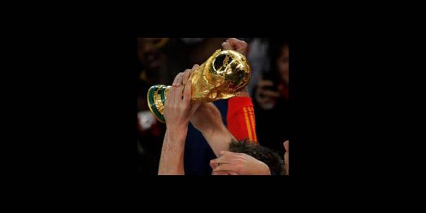 L'Espagne reprend la tête du classement FIFA après son titre