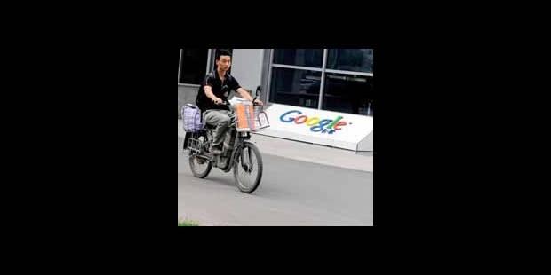 """Google dit que son moteur de recherche est """"partiellement bloqué"""" en Chine - La DH"""