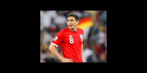 Franck Lampard veut continuer à 32 ans - La DH