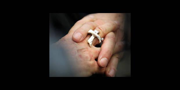 Pédophilie: le pape reçoit le chef de l'Eglise belge - La DH