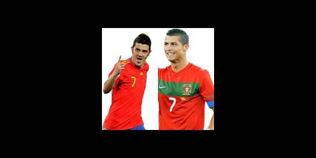 Villa la terreur, C.Ronaldo la vedette - La DH