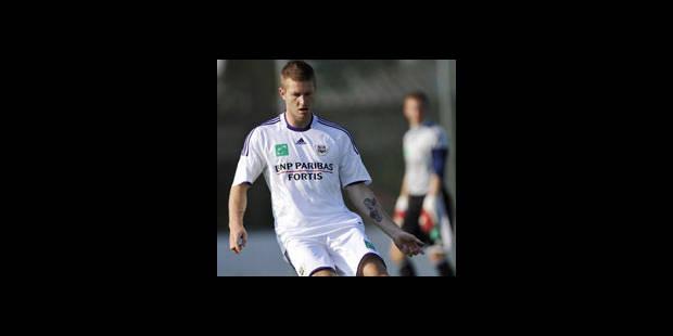 Anderlecht : La défense cause des inquiétudes...