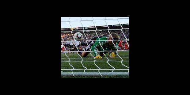 Le but refusé à Lampard va relancer le débat sur la vidéo - La DH