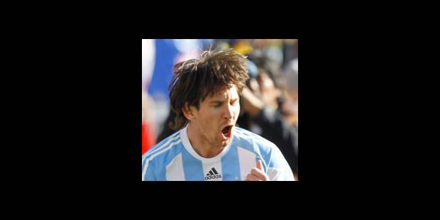 Messi capitaine argentin pour la première fois - La DH