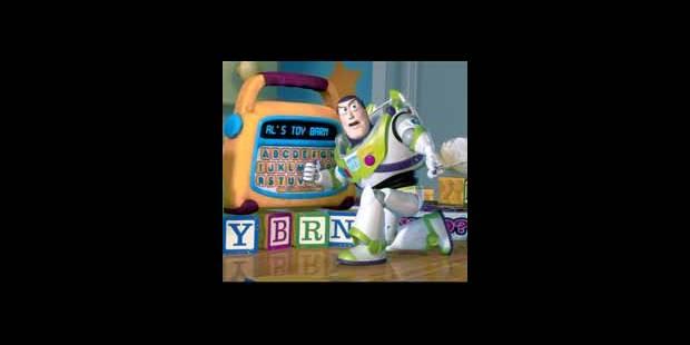 Toy Story 3: Poubelle la vie - La DH